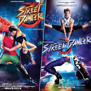 Street Dancer First Look