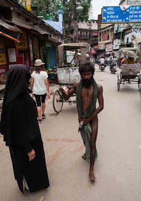 Varanasi  La India