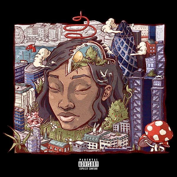 The Indies presents the animated short film of the song titled Picture Perfect by Little Simz