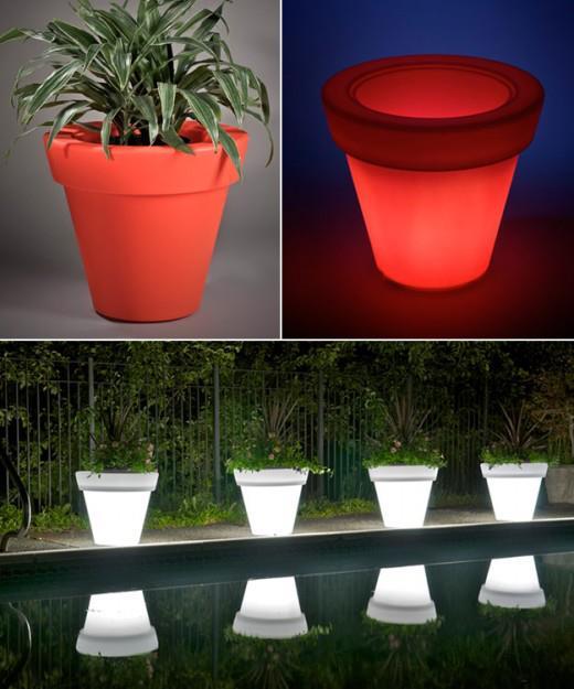 ideias para jardim simples:Fios & ideias: Ideias simples para o jardim