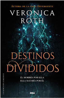 LIBRO - Destinos Divididos Saga: Las Marcas de la Muerte #2 Veronica Roth  (RBA Molino - 17 Mayo 2018)  Literatura Juvenil - Novela - Ciencia Ficción  COMPRAR ESTE LIBRO EN AMAZON ESPAÑA