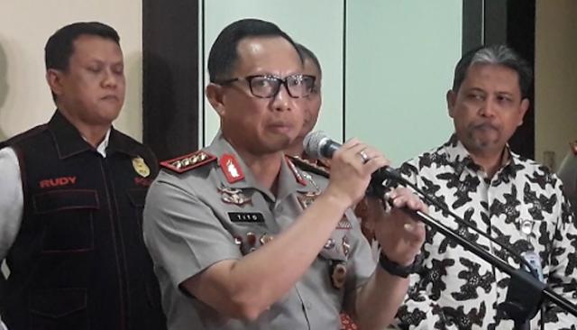 Kapolri Tito: Kemerdekaan Menyampaikan Pendapat Tidak Bersifat Absolute