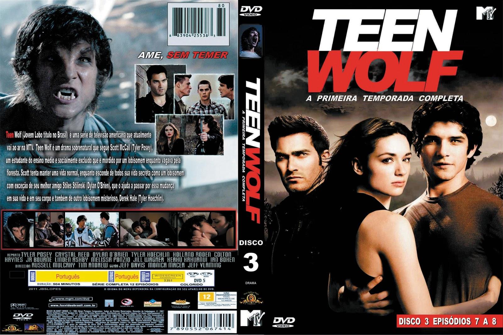Teen wolf 2 temporada completa