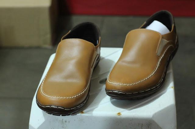 Sepatu Kulit Pria 002