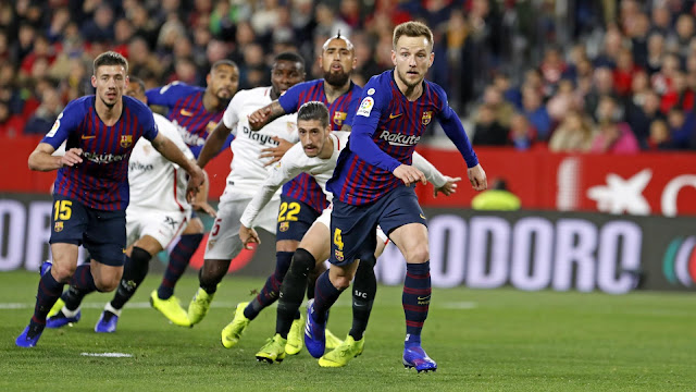 precedentes sevilla barcelona nervión
