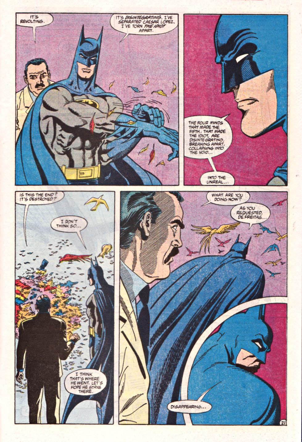 Detective Comics (1937) 640 Page 21