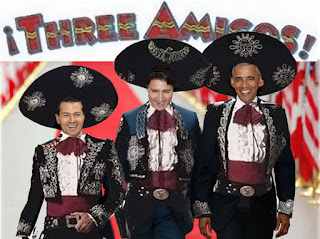 The Great Change: Three Amigos!