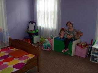 preschool girls room