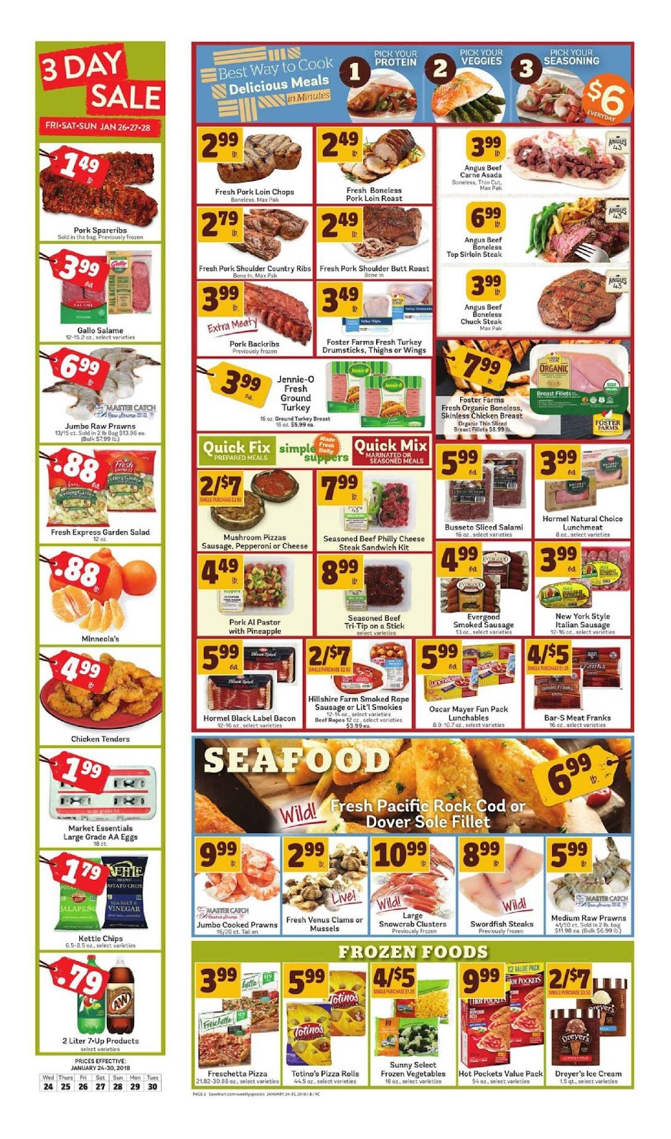 Save Mart Weekly Ad