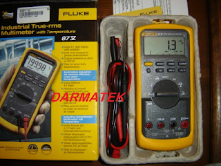 Jual Fluke 87V Digital Multimeter
