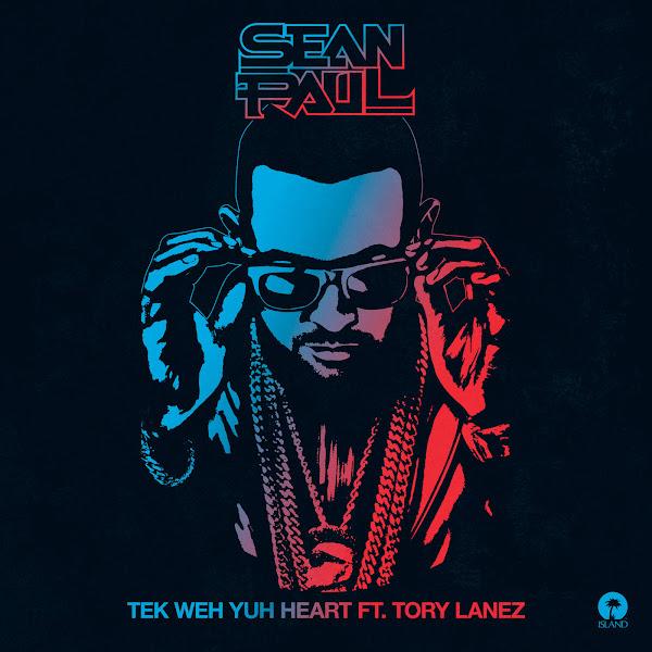 Sean Paul - Tek Weh Yuh Heart (feat. Tory Lanez) - Single Cover