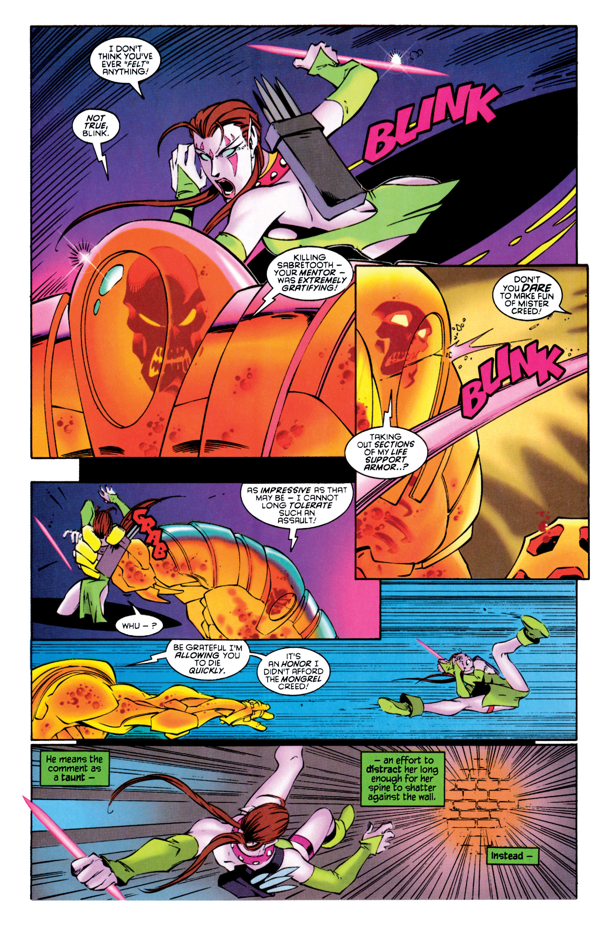 Read online Astonishing X-Men (1995) comic -  Issue #4 - 4