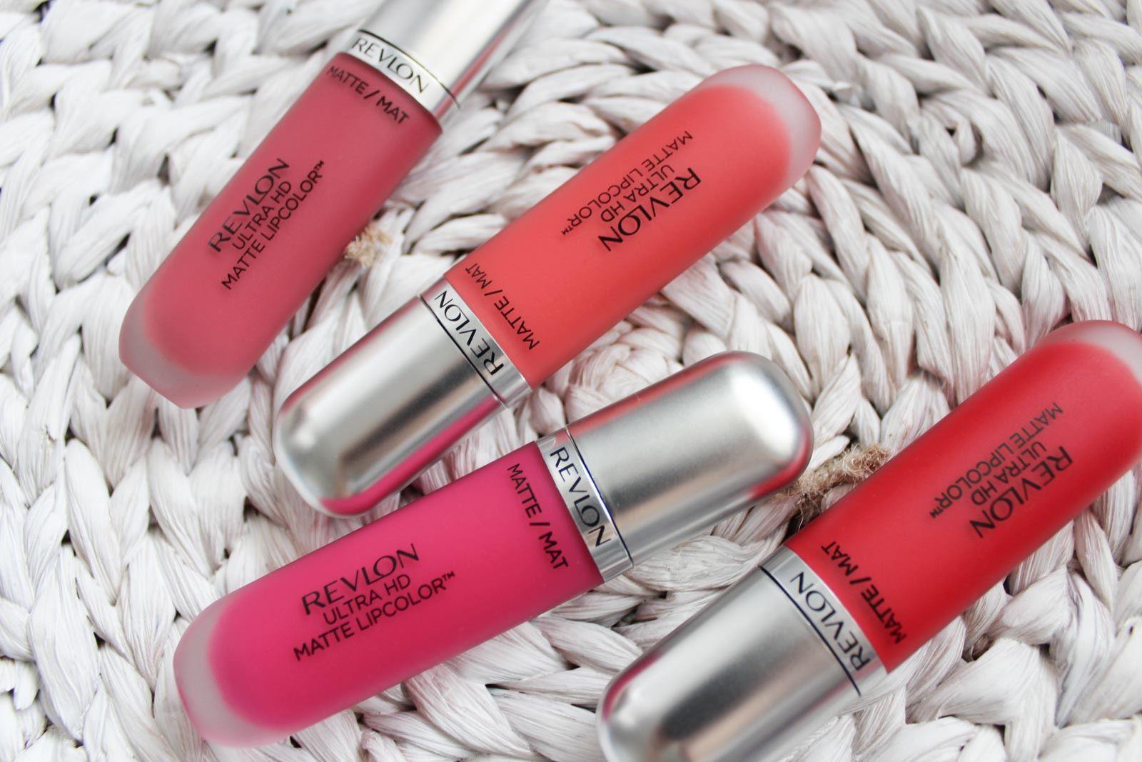 Revlon Ultra HD Matte Lip Colours | Cate Renée