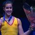 BÁDMINTON - Campeonato de Europa 2016 (La Roche-sur-Yon, Francia). Finales: Carolina Marín ya es bicampeona de Europa. Axelsen destrona a Jorgensen y dominio danés en los dobles