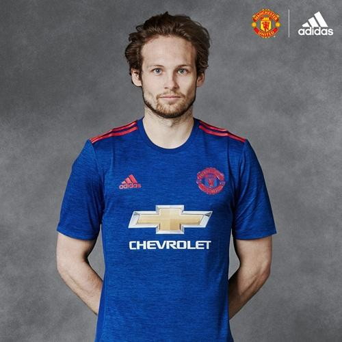 Manchester United Away 2016/2017