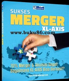 Buku SUKSES MERGER XL- AXIS