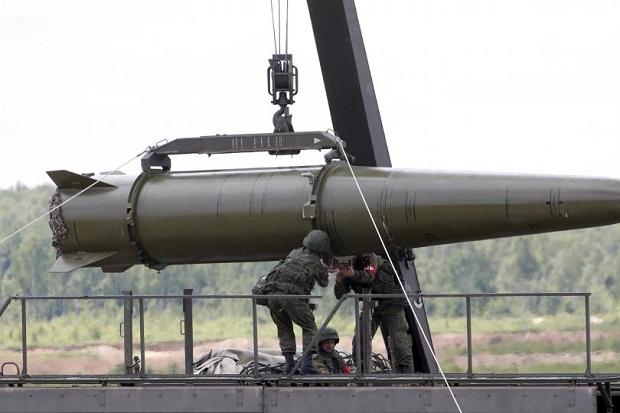 Rusia Sebar Rudal Nuklir Iskander-M Untuk Hadapi Kemungkinan Perang Dunia III