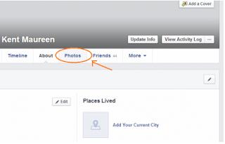 Cara Hapus banyak Foto di Facebook sekaligus