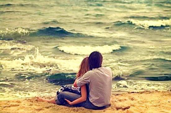 beach moments heart love - photo #14