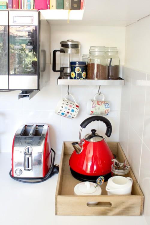 Rincón cocina café