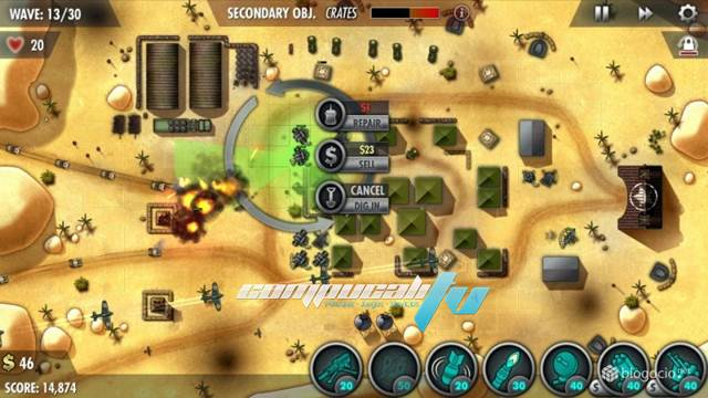 iBomber Defense Pacific PC Game Full