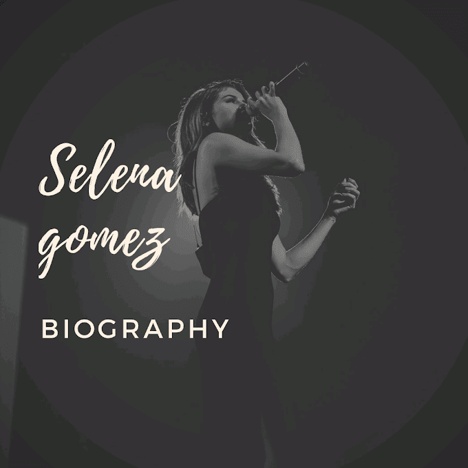 Selena gomez biography with her latest pictures...