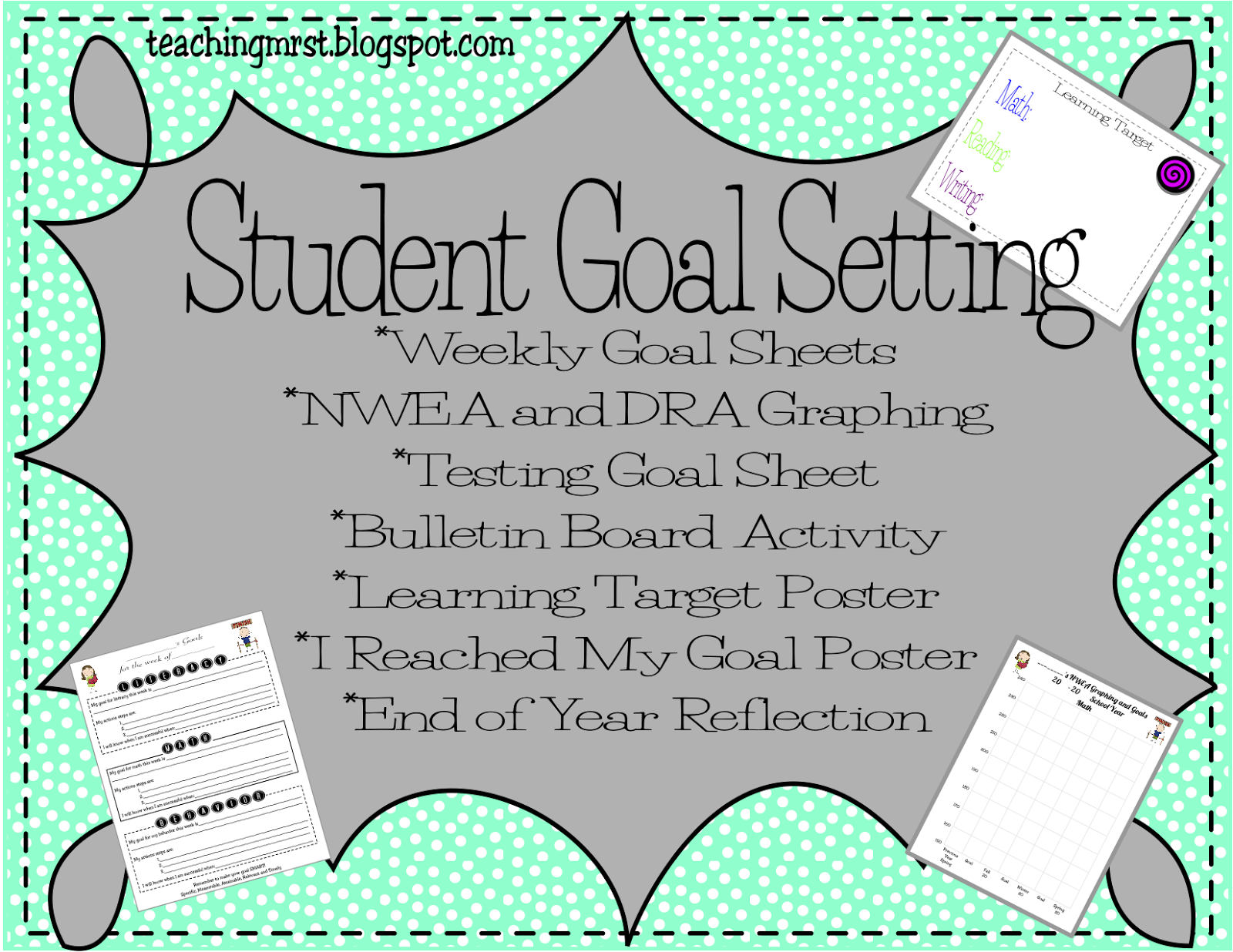 Teaching Mrs T Goal Setting