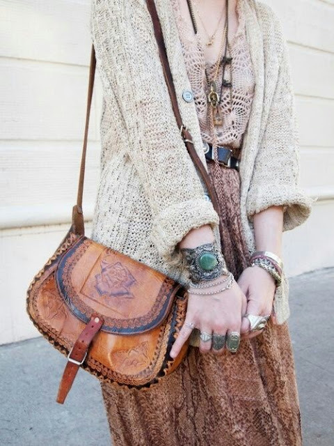 Boho-winter-fall-outfits