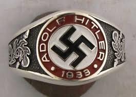 bouton de manchette nazi