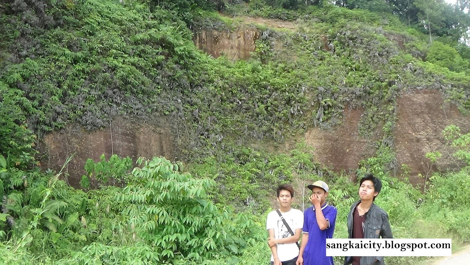 Ke Desa Panaan Wisata Air Terjun Tangkum Tabalong Sangkay City