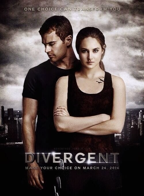 Delicious Reads Divergent The Movie Is Here Quot Are You