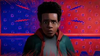 Spider-Man Into The Spider Verse Gamecube Wallpaper