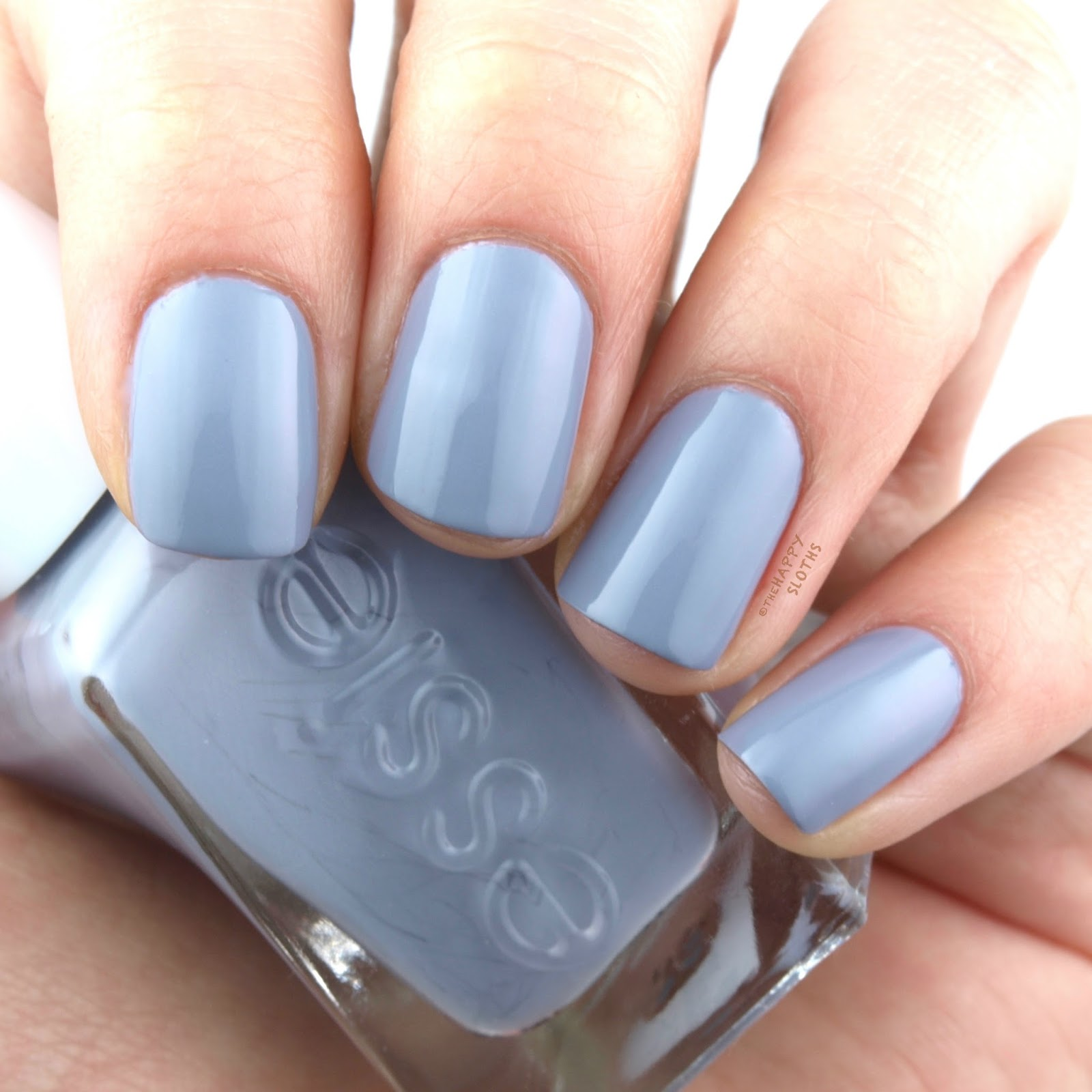 "Essie Gel Couture | Spring 2018 Enchanted Collection in ""Once Upon A Time"": Review and Swatches"