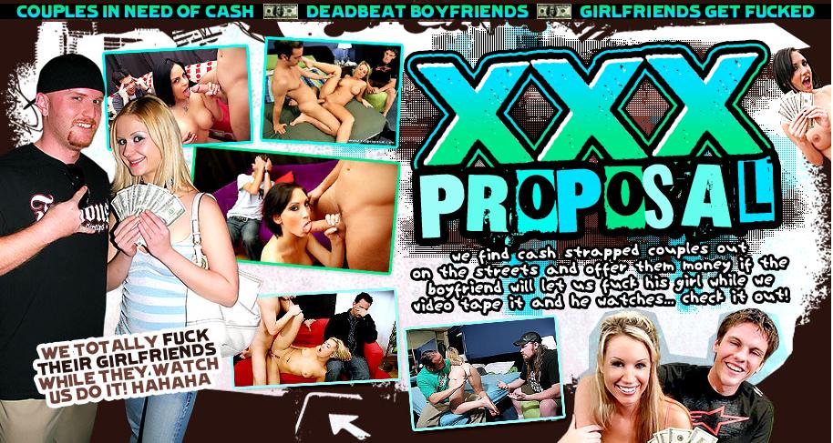 Xxx Proposal Movies 4