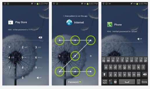 تحميل تطبيق app lock premuim