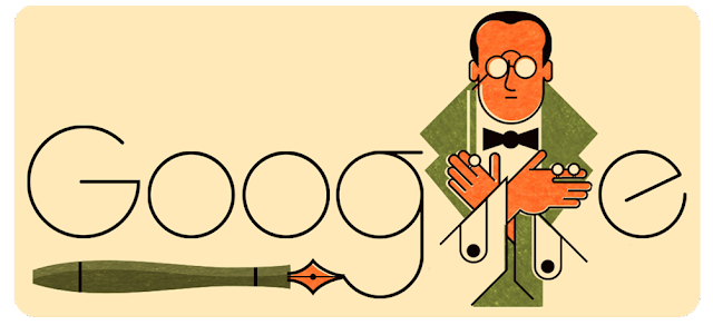 Abraham Valdelomar, the legendary Peruvian writer who Google praised