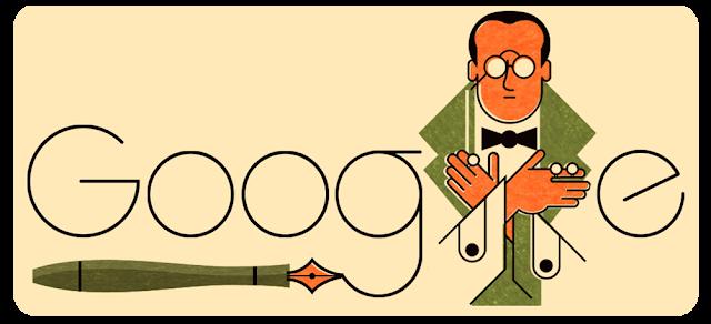 Abraham Valdelomar, the legendary Peruvian writer who Google praised