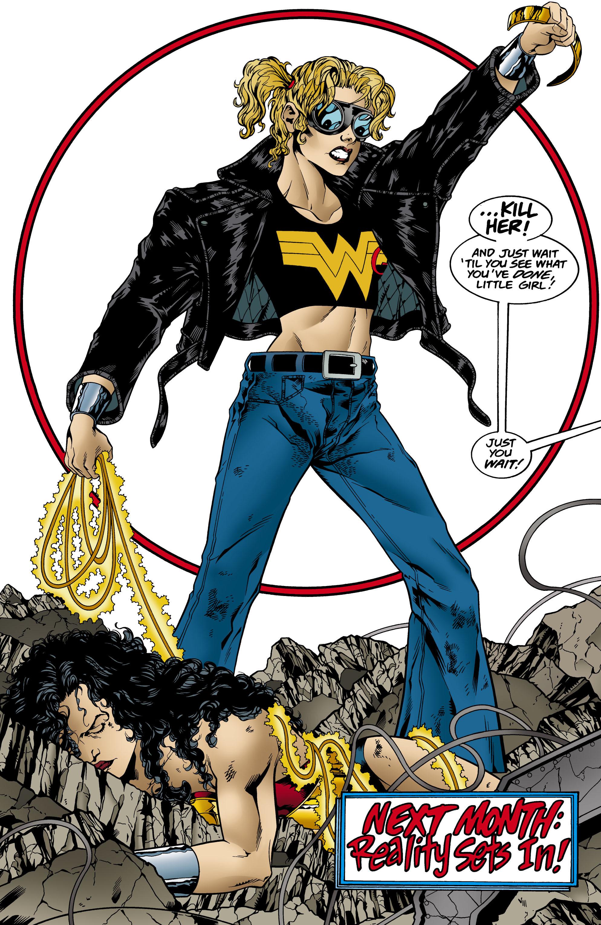 Read online Wonder Woman (1987) comic -  Issue #157 - 23