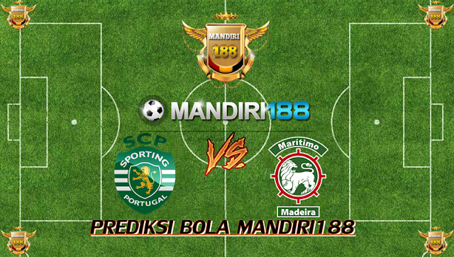 AGEN BOLA - Prediksi Sporting Lisbon vs Maritimo 8 Januari 2018