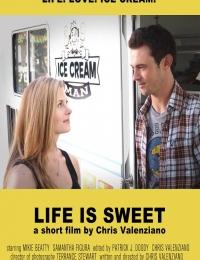 Life Is Sweet   Bmovies