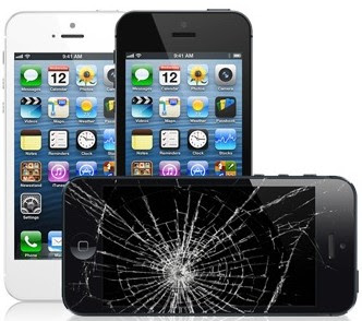 How to manage and replace broken iPhone screen