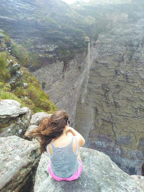 Cachoeira da Fumaça - Chapada Diamantina