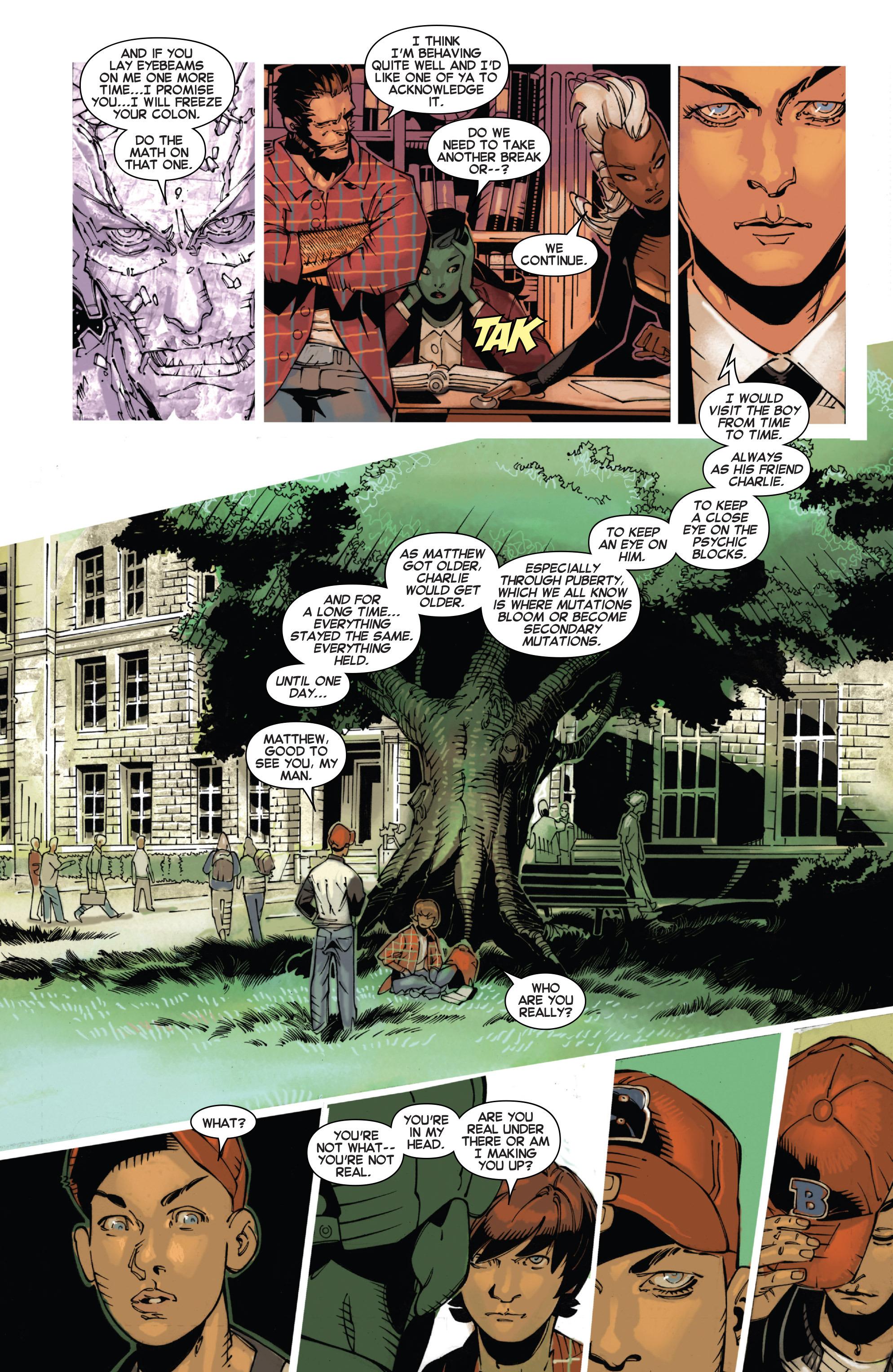 Read online Uncanny X-Men (2013) comic -  Issue #25 - 20