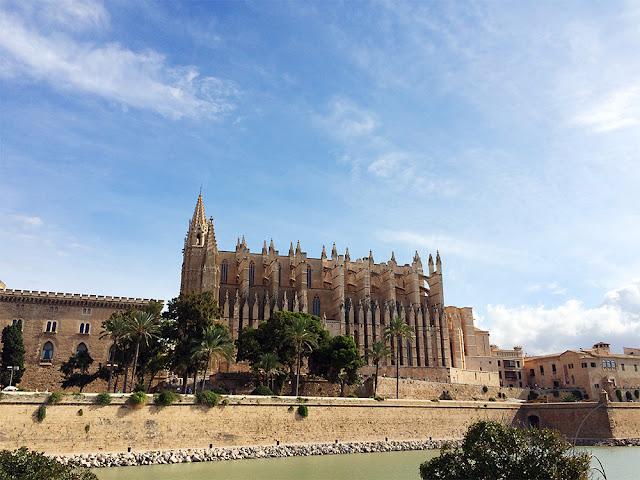 La Seu - die Kathedrale von Palma de Mallorca