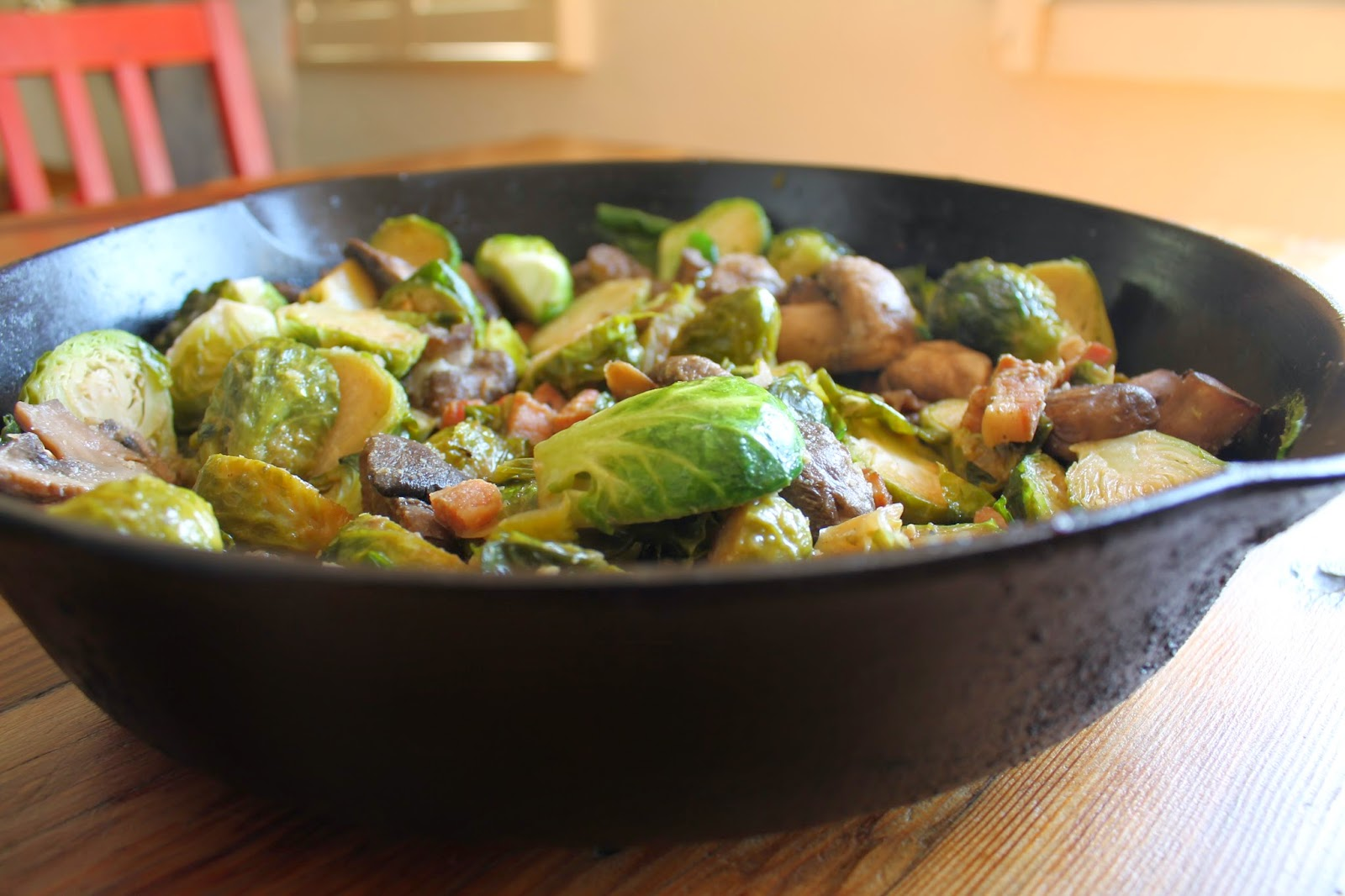 Kaiku Lifestyle Brussel Sprout Lover S Pan Of Happiness