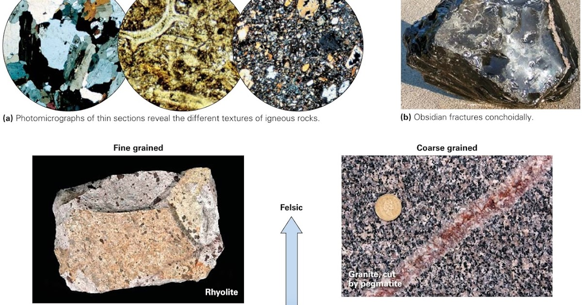 How Do You Describe An Igneous Rock Learning Geology