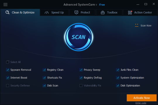Advanced SystemCare Free 10.4.0.760
