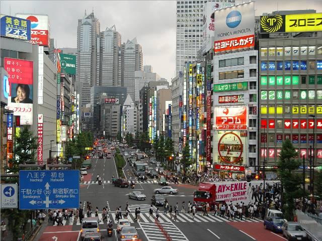 Chợ Akihabara trong chuyến du lịch Nhật Bản