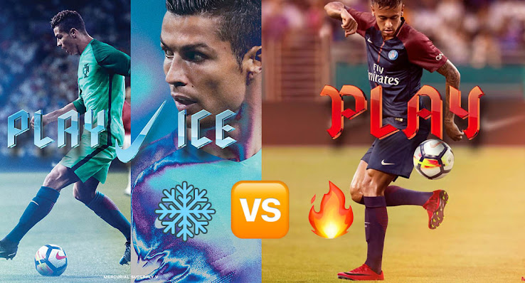 9667a17ce Nike Fire vs Nike Ice Boots XI Duel - Which Players   Teams Will Wear Which  Pack