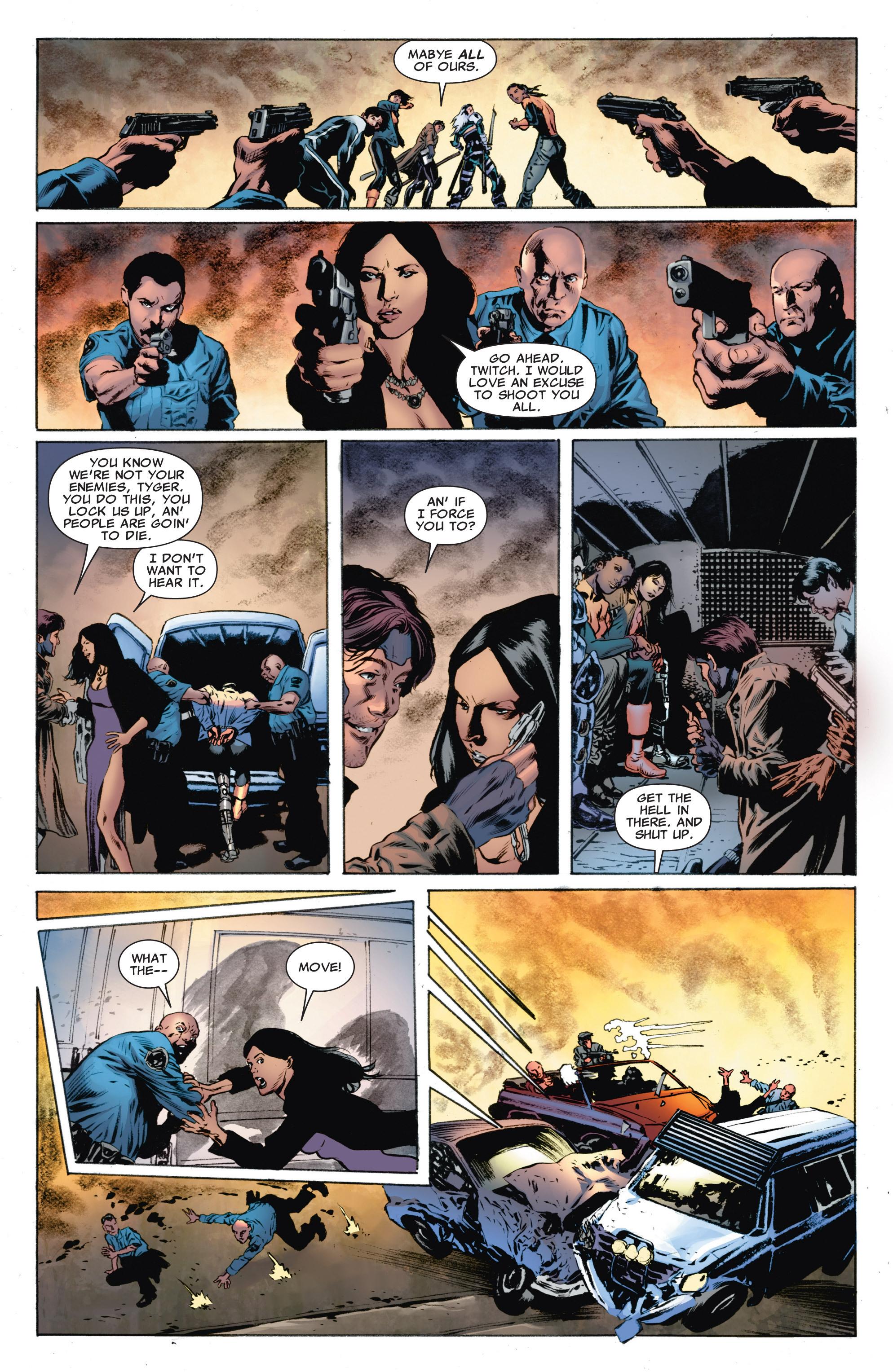 Read online Astonishing X-Men (2004) comic -  Issue #55 - 16